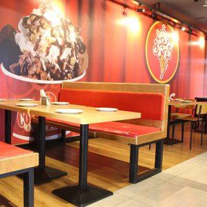 Pizza hut Sarbet branch